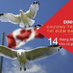 [Chương trình giới hạn] Định cư Canada diện tay nghề Đại Tây Dương