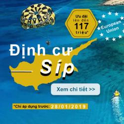 Cơ hội Đầu tư tại Cộng Hòa Síp (Cyprus)