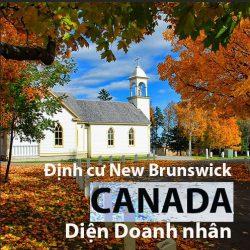 New Brunswick: Điểm đầu tư định cư Canada lý tưởng cho doanh nhân Việt