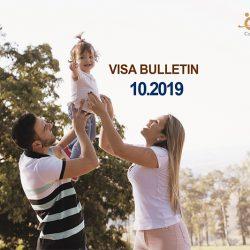 Bản tin thị thực visa bulletin Mỹ 10/2019: USCIS tạm ngưng cấp visa EB-5 trung tâm vùng, nhà đầu tư EB-5 mới cần sớm nộp đơn I-526
