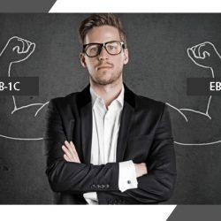 So sánh và cập nhật chương trình EB-1C và EB-5 mới nhất
