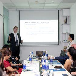 Nhà đầu tư Việt chọn dự án đầu tư đến Mỹ nhanh