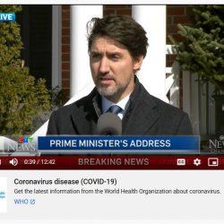 Chính phủ Canada ra hướng dẫn nhập cư mới ứng phó với dịch COVID-19