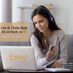 CNW tư vấn chuyên sâu các chương trình đầu tư di trú và thẩm định hồ sơ miễn phí từ xa cho khách hàng