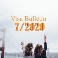 Bản tin thị thực Mỹ Visa Bulletin tháng 7/2020: Hi vọng các chương trình di trú được xúc tiến nhanh