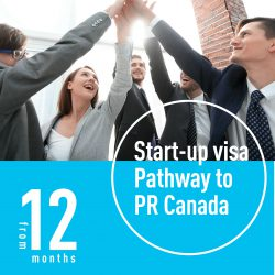 STARTUP VISA (SUV) – FASTEST WAY TO GET YOUR CANADIAN PERMANENT RESIDENCE WITH  VIABLE CONCEPTS & PRO TEAM