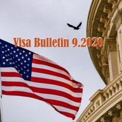Bản tin thị thực Mỹ Visa bulletin tháng 9/2020: Khoảng lặng để chờ năm tài chính mới của Mỹ